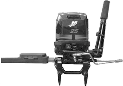 T4 STEERING SYSTEM FRESHWATER