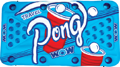 TRAVEL PONG TABLE INFLATABLE